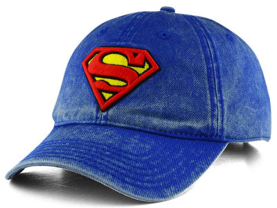 DC Comics Superman Washed Dad Hat