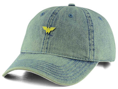 DC Comics Wonder Woman Washed Dad Hat
