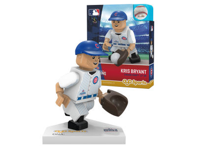 Chicago Cubs Kris Bryant OYO Figure - WS Champ