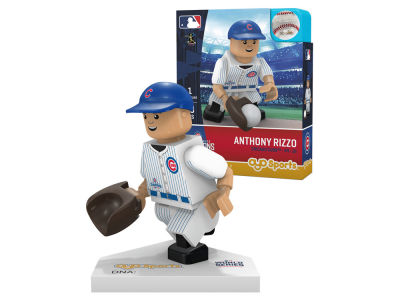 Chicago Cubs Anthony Rizzo OYO Figure - WS Champ
