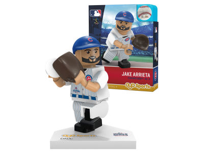 Chicago Cubs Jake Arrieta OYO Figure - WS Champ