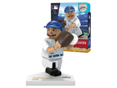 Chicago Cubs Jon Lester OYO Figure - WS Champ
