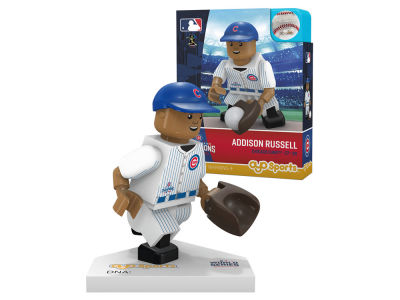 Chicago Cubs Addison Russell OYO Figure - WS Champ