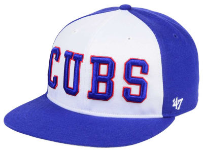 Chicago Cubs '47 MLB '47 Script Side Snapback Cap