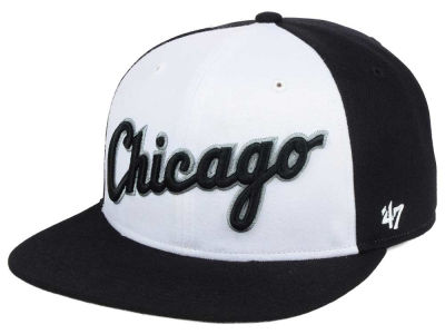 Chicago White Sox '47 MLB '47 Script Side Snapback Cap