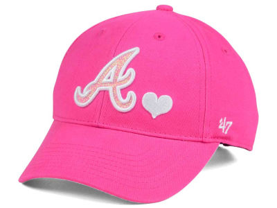 Atlanta Braves '47 MLB Sugar Sweet Girls '47 MVP Cap