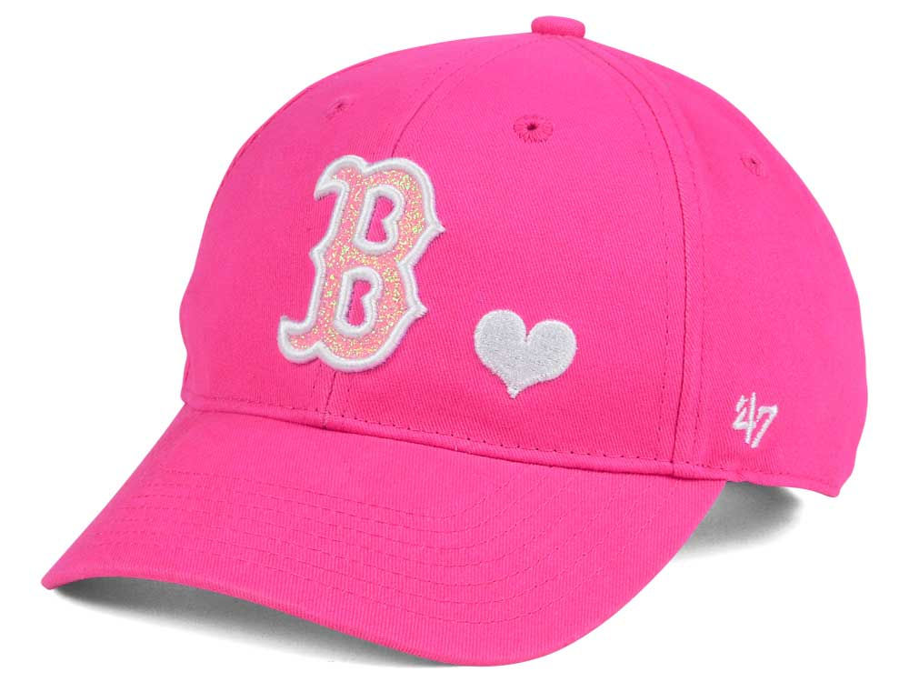 Boston Red Sox \'47 MLB Sugar Sweet Girls \'47 MVP Cap | lids.com