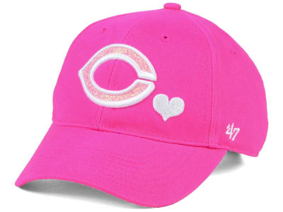 Cincinnati Reds '47 MLB Sugar Sweet Girls '47 MVP Cap