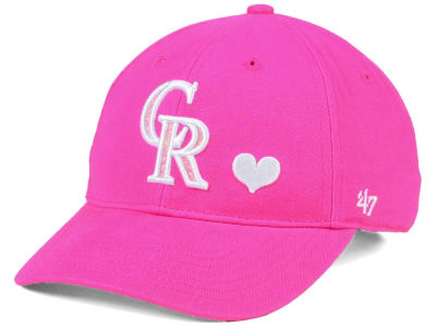 Colorado Rockies '47 MLB Sugar Sweet Girls '47 MVP Cap
