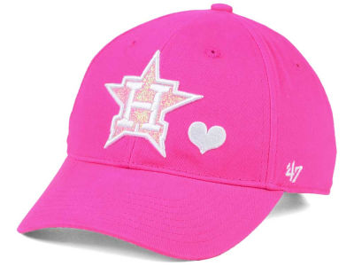Houston Astros '47 MLB Sugar Sweet Girls '47 MVP Cap
