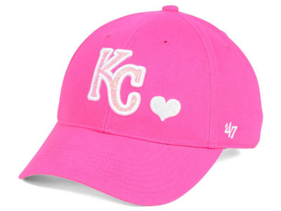 Kansas City Royals '47 MLB Sugar Sweet Girls '47 MVP Cap