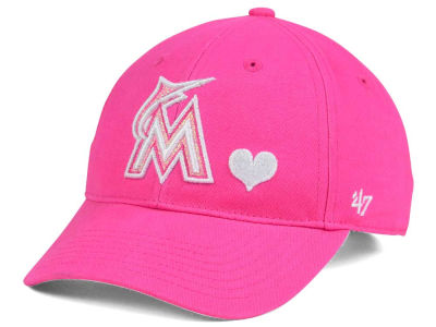 Miami Marlins '47 MLB Sugar Sweet Girls '47 MVP Cap