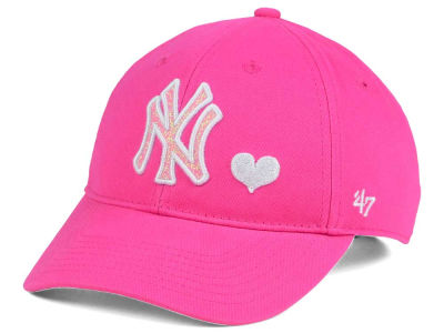 New York Yankees '47 MLB Sugar Sweet Girls '47 MVP Cap