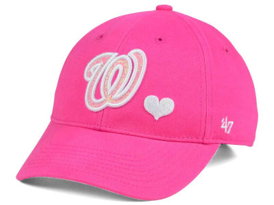 Washington Nationals '47 MLB Sugar Sweet Girls '47 MVP Cap