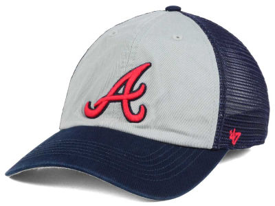 Atlanta Braves '47 MLB Ravine '47 CLOSER Cap