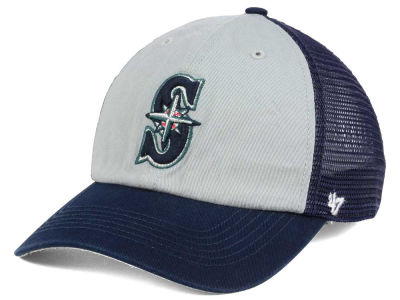 Seattle Mariners MLB Ravine '47 CLOSER Cap