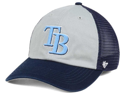 Tampa Bay Rays '47 MLB Ravine '47 CLOSER Cap