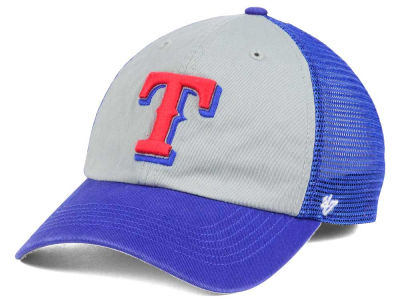 Texas Rangers '47 MLB Ravine '47 CLOSER Cap