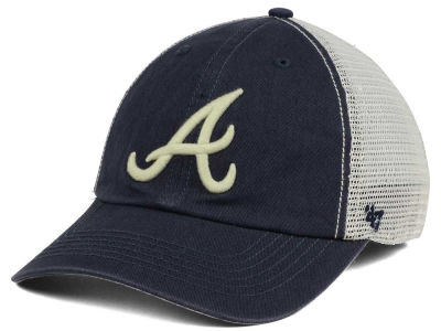 Atlanta Braves '47 MLB Griffin '47 CLOSER Cap