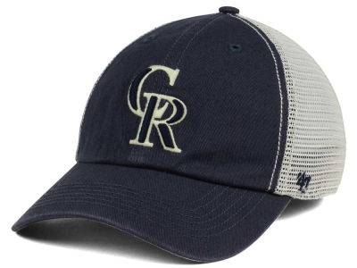 Colorado Rockies '47 MLB Griffin '47 CLOSER Cap