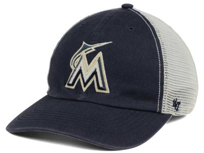 Miami Marlins '47 MLB Griffin '47 CLOSER Cap