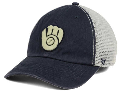 Milwaukee Brewers '47 MLB Griffin '47 CLOSER Cap