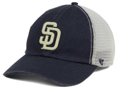 San Diego Padres '47 MLB Griffin '47 CLOSER Cap