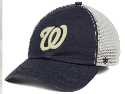 Washington Nationals '47 MLB Griffin '47 CLOSER Cap