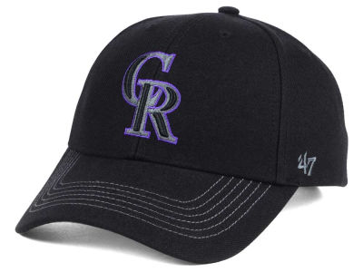 Colorado Rockies '47 MLB Swing Shift '47 MVP Cap