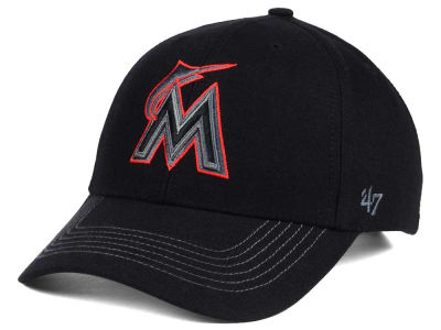 Miami Marlins '47 MLB Swing Shift '47 MVP Cap