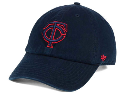 Minnesota Twins '47 MLB Tonal Pop '47 CLEAN UP Cap