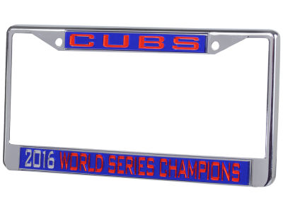 Chicago Cubs Event Laser Frame