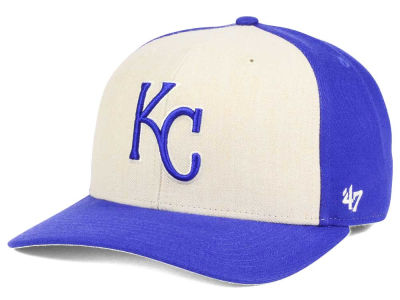 Kansas City Royals '47 MLB Inductor '47 MVP Cap