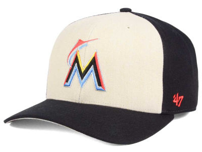 Miami Marlins '47 MLB Inductor '47 MVP Cap