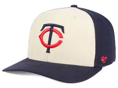 Minnesota Twins '47 MLB Inductor '47 MVP Cap