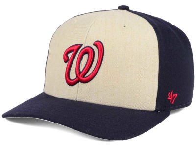 Washington Nationals '47 MLB Inductor '47 MVP Cap