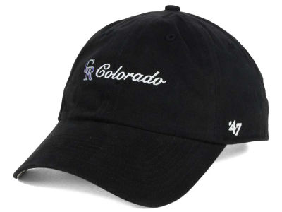 Colorado Rockies '47 MLB Women's Cohasset '47 MVP Cap