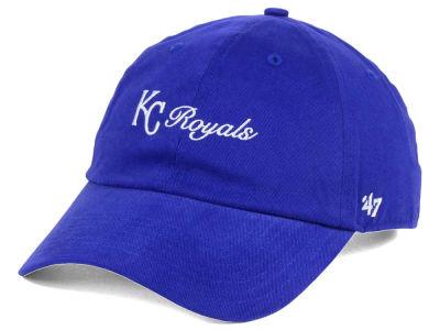 brand new c9090 f6cf9 Kansas City Royals  47 MLB Women s Cohasset  47 MVP Cap
