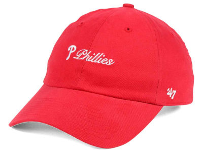 Philadelphia Phillies '47 MLB Women's Cohasset '47 MVP Cap