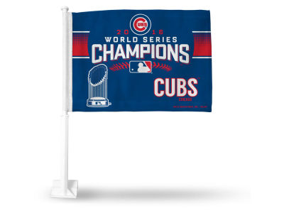 Chicago Cubs Event Car Flag