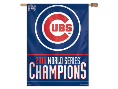 Chicago Cubs Vertical Flag - 28x40 - EVENT