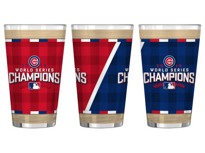 Chicago Cubs 16oz Sublimated Pint - Event