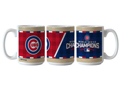 Chicago Cubs 2016 World Series Champs 15oz Sublimated Mug