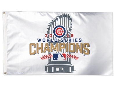 Chicago Cubs Event 3x5 Flag