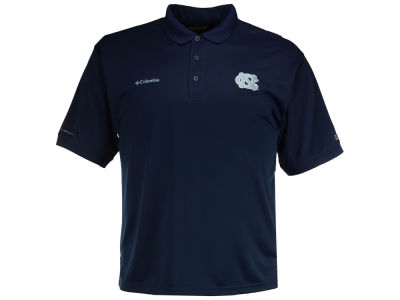 North Carolina Tar Heels Columbia NCAA Men's Collegiate Perfect Cast Polo Shirt