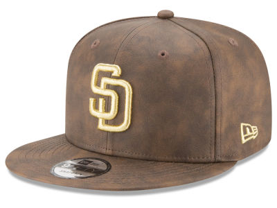 San Diego Padres New Era MLB Butter So Soft 9FIFTY Snapback Cap