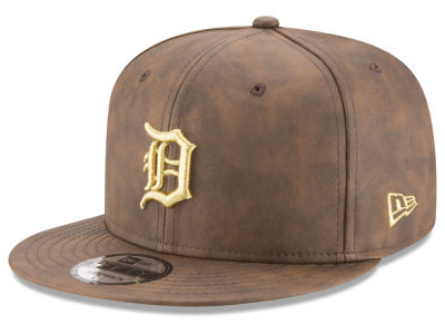 Detroit Tigers New Era MLB Butter So Soft 9FIFTY Snapback Cap