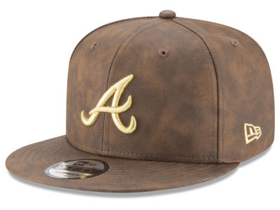 Atlanta Braves New Era MLB Butter So Soft 9FIFTY Snapback Cap