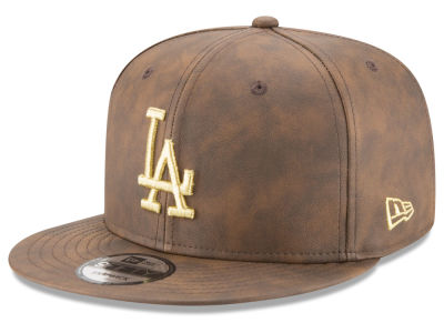 Los Angeles Dodgers New Era MLB Butter So Soft 9FIFTY Snapback Cap