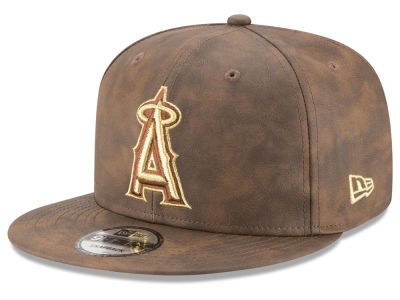 Los Angeles Angels New Era MLB Butter So Soft 9FIFTY Snapback Cap